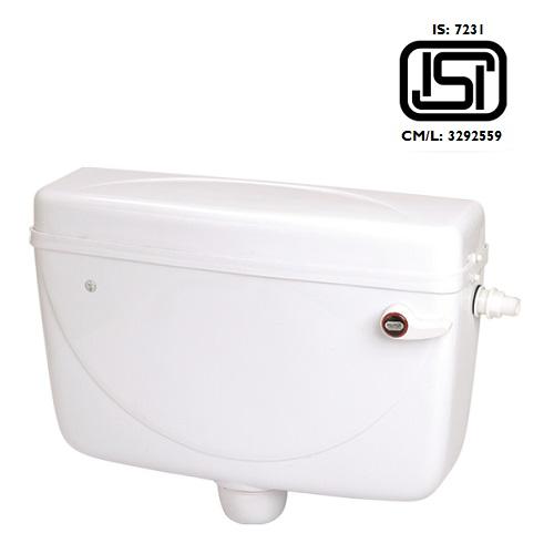 POLYTUF PVC Flushing Cistern INDUSS 5003