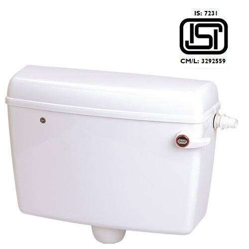 POLYTUF PVC Flushing Cistern INDUSS Premium 5002