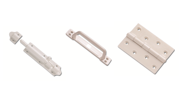 POLYTUF PTMT Hardware fittings