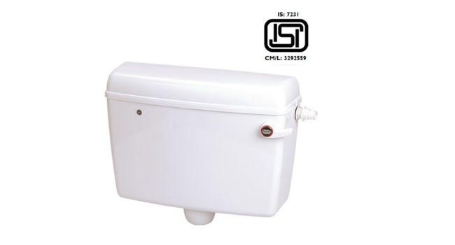 POLYTUF isi marked cistern